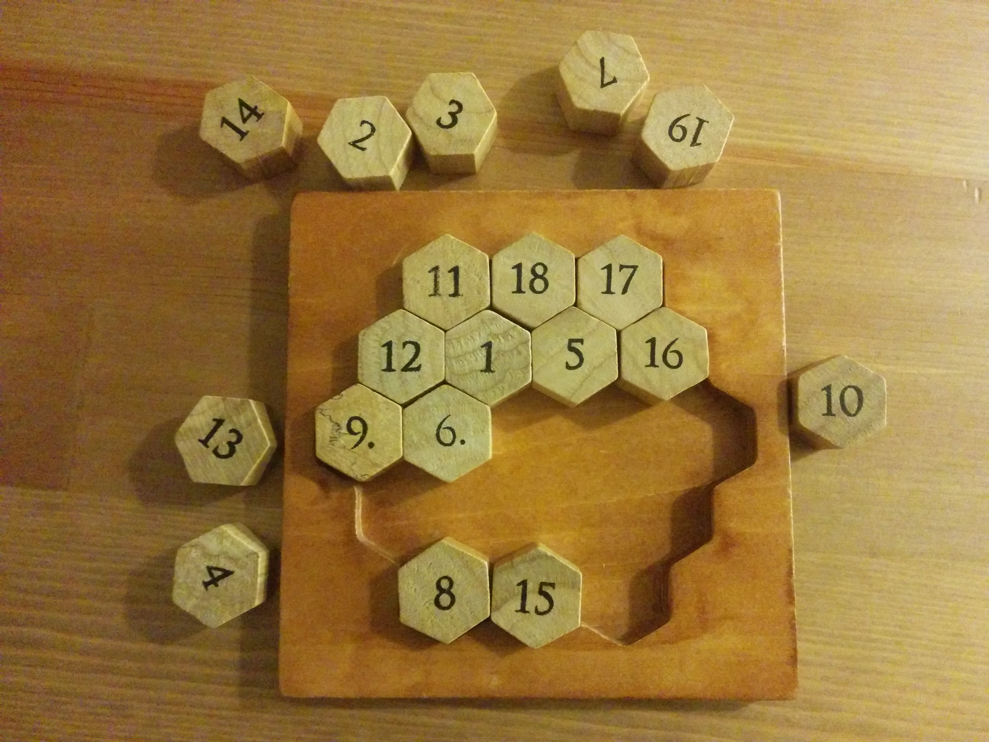 Aristotle Number Puzzle - Jeremy Tuloup